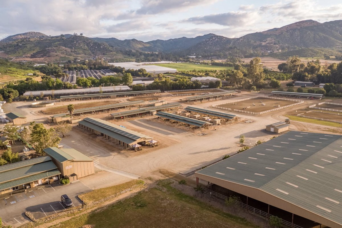 aerial photography San Marcos