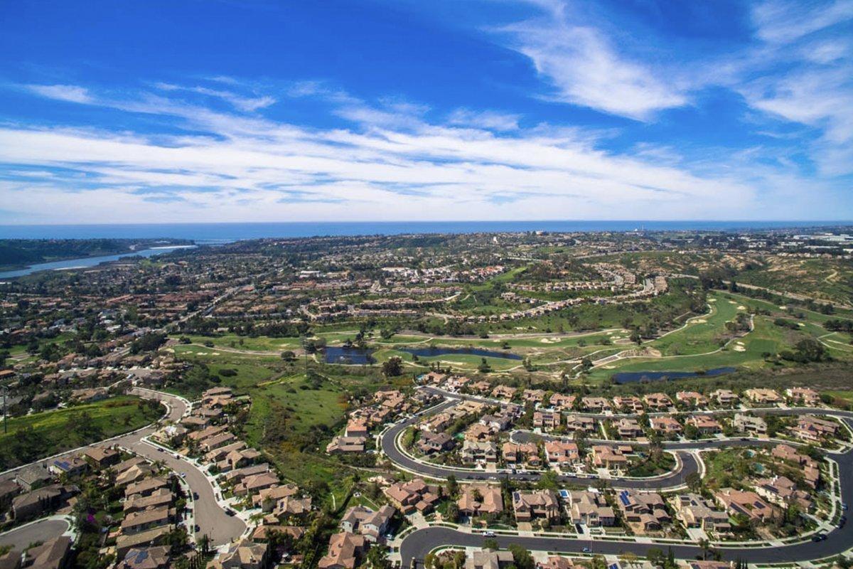 Aerial photography Carlsabd